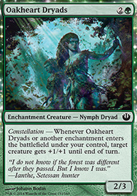 Oakheart Dryads - Journey into Nyx