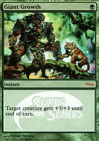 Giant Growth - JSS promos