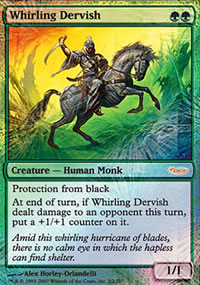 Whirling Dervish - JSS promos