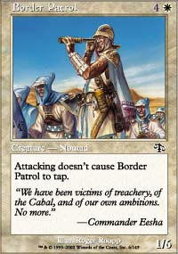 Border Patrol - Judgment