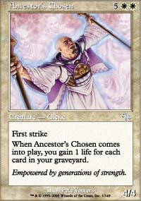 Ancestor's Chosen - Judgment