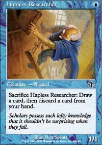 Hapless Researcher - Judgment