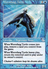 Wormfang Turtle - Judgment