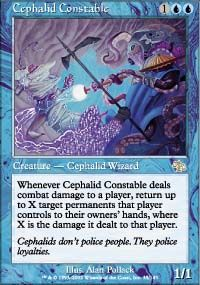 Cephalid Constable - Judgment