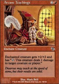 Arcane Teachings - Judgment