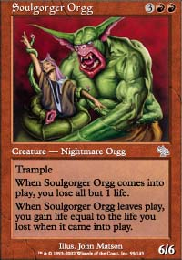 Soulgorger Orgg - Judgment