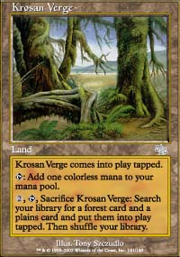 Krosan Verge - Judgment