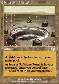 Riftstone Portal - Judgment