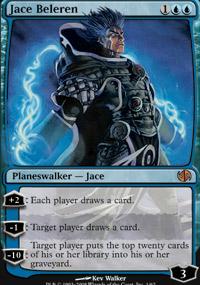 Jace Beleren - Jace vs. Chandra