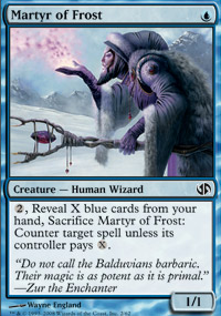 Martyr of Frost - Jace vs. Chandra