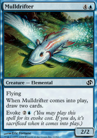 Mulldrifter - Jace vs. Chandra