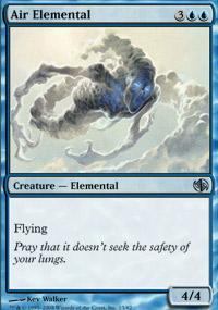 Air Elemental - Jace vs. Chandra