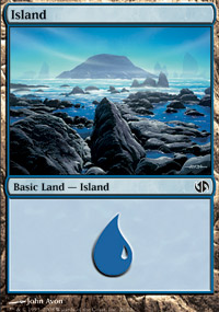 Island 1 - Jace vs. Chandra
