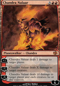 Chandra Nalaar - Jace vs. Chandra