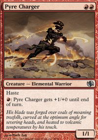 Pyre Charger - Jace vs. Chandra