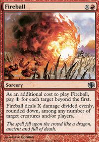 Fireball - Jace vs. Chandra