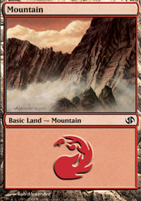 Mountain 1 - Jace vs. Chandra