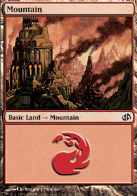 Mountain 2 - Jace vs. Chandra