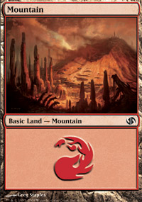 Mountain 3 - Jace vs. Chandra