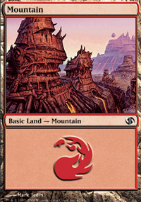 Mountain 4 - Jace vs. Chandra