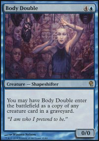 Body Double - Jace vs. Vraska