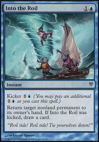 Into the Roil - Jace vs. Vraska