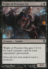 Wight of Precinct Six - Jace vs. Vraska