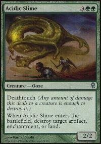 Acidic Slime - Jace vs. Vraska
