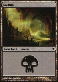 Swamp 3 - Jace vs. Vraska
