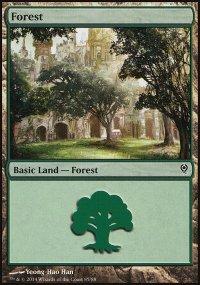 Forest 2 - Jace vs. Vraska
