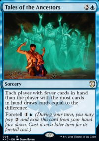 Tales of the Ancestors - Kaldheim Commander Decks