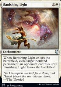 Banishing Light - Kaldheim Commander Decks