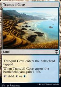 Tranquil Cove - Kaldheim Commander Decks