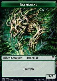 Elemental - Kaldheim Commander Decks