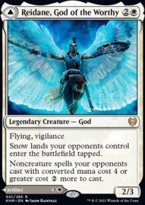Reidane, God of the Worthy -