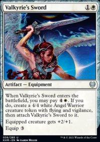Valkyrie's Sword -