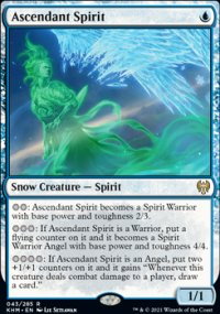 Ascendant Spirit -
