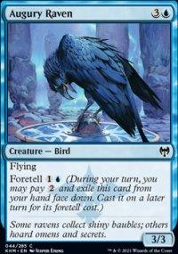 Augury Raven -