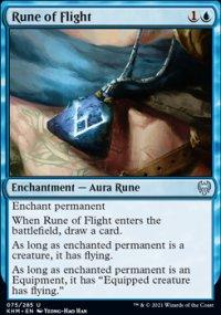 Rune of Flight -