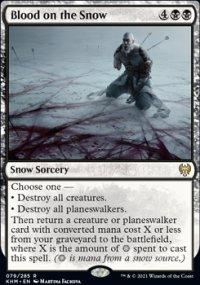 Blood on the Snow 1 - Kaldheim