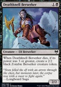 Deathknell Berserker - Kaldheim