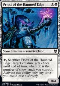 Priest of the Haunted Edge - Kaldheim