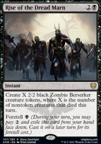 Rise of the Dread Marn 1 - Kaldheim