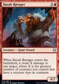 Basalt Ravager -