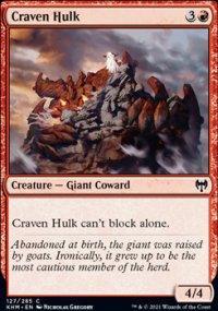 Craven Hulk -