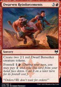 Dwarven Reinforcements -
