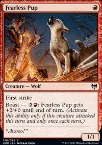 Fearless Pup - Kaldheim