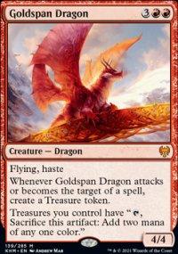 Goldspan Dragon -