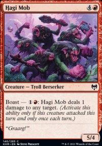 Hagi Mob -