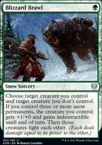 Blizzard Brawl -